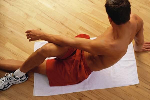 Упражнения кегеля для мужчин при недержании мочи