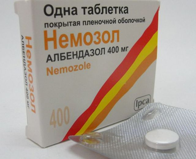 Профилактика энтеробиоза