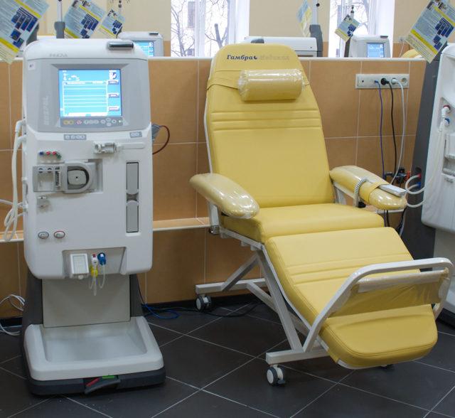 Гемодиализ: проведение сеанса в домашних и амбулаторных условиях