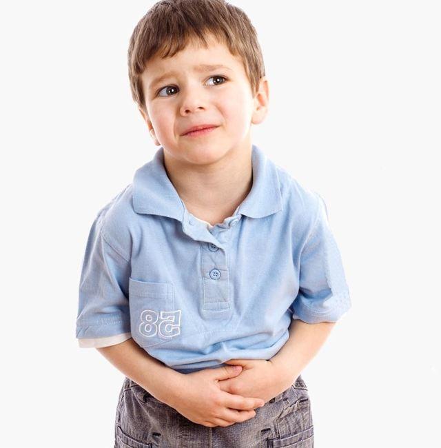 Кровь из заднего прохода у ребенка - причины и лечение
