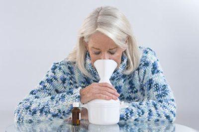 Можно ли делать ингаляции небулайзером при гайморите в домашних условиях?