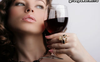 Алкоголь при грудном вскармливании: стоит ли рисковать?