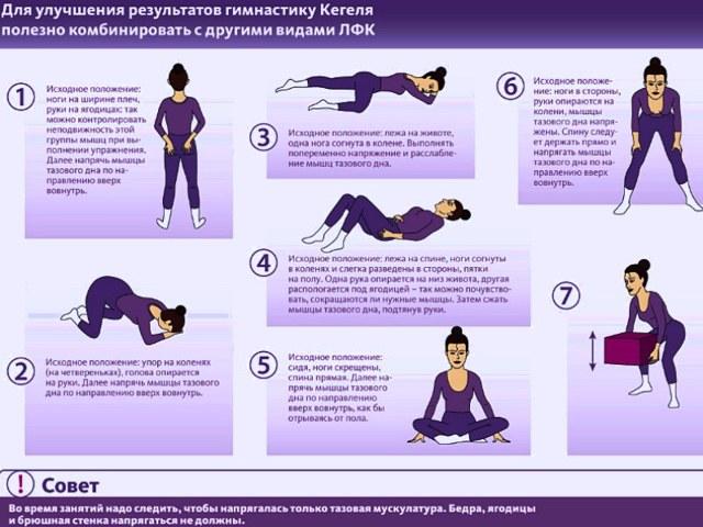 Упражнения при геморрое для женщин фото