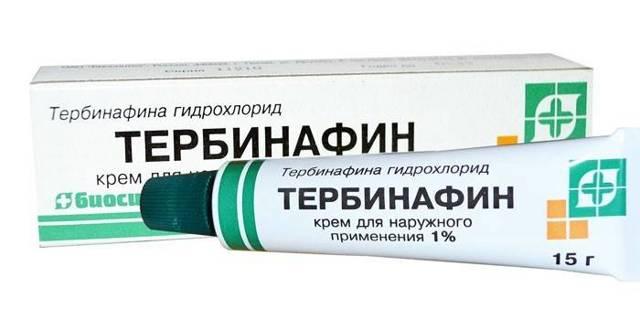 Лечение грибка стопы препаратами: лучшие средства