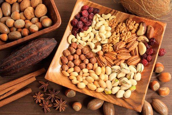 Какие орехи можно есть при сахарном диабете 2 типа (арахис, грецкие)
