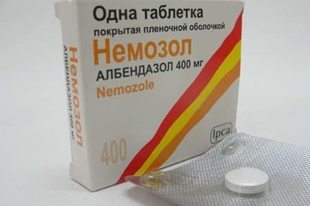 Немозол: как принимать, побочные действия, стоимость, препарат и алкоголь