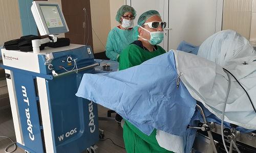 Лечение простатита лазером - виды лазерной терапии (лт), как проводится операция, возможные осложнения, показания и противопоказания
