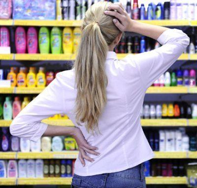 Шампунь от псориаза головы - чем мыть голову при псориазе