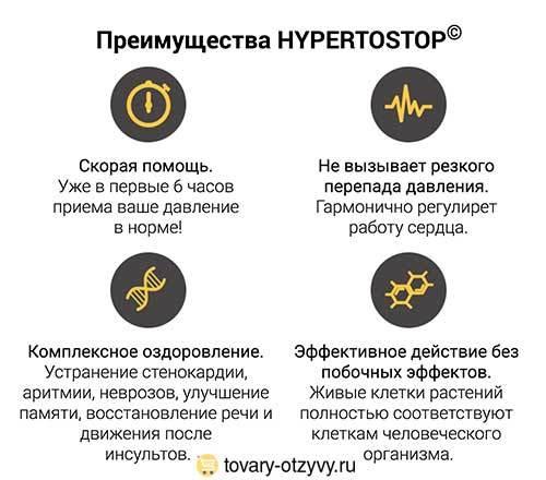 hypertostop от гипертонии: отзывы, цена, состав и стоит ли покупать