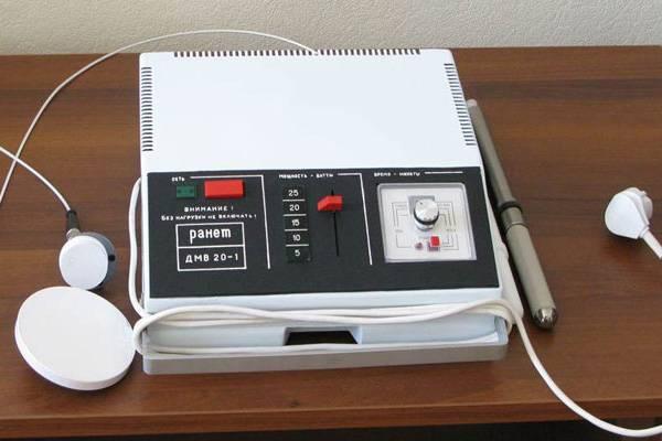 прибор электрон лечения простатита