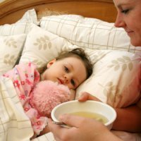 Диета при бронхите у ребенка