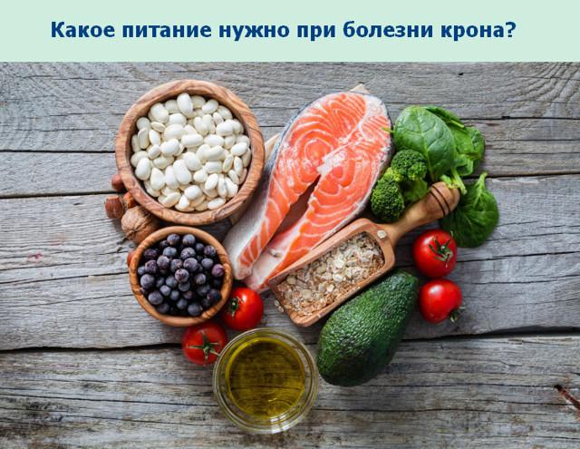 Болезнь Крона: симптомы, лечение и диета