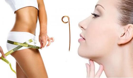 Золотая игла для похудения: Мухиной, в ухо, развод или правда