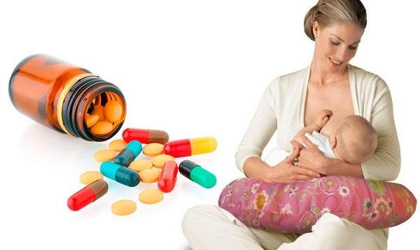 Молочница при грудном вскармливании: диагностика и лечение